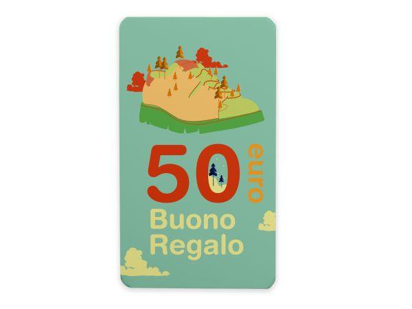 BUONO REGALO 50