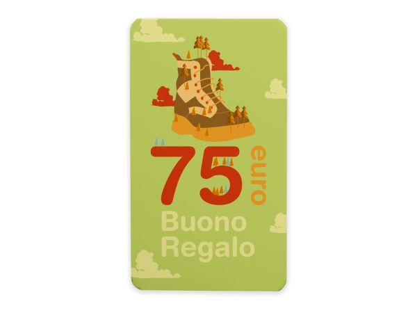 BUONO REGALO 75