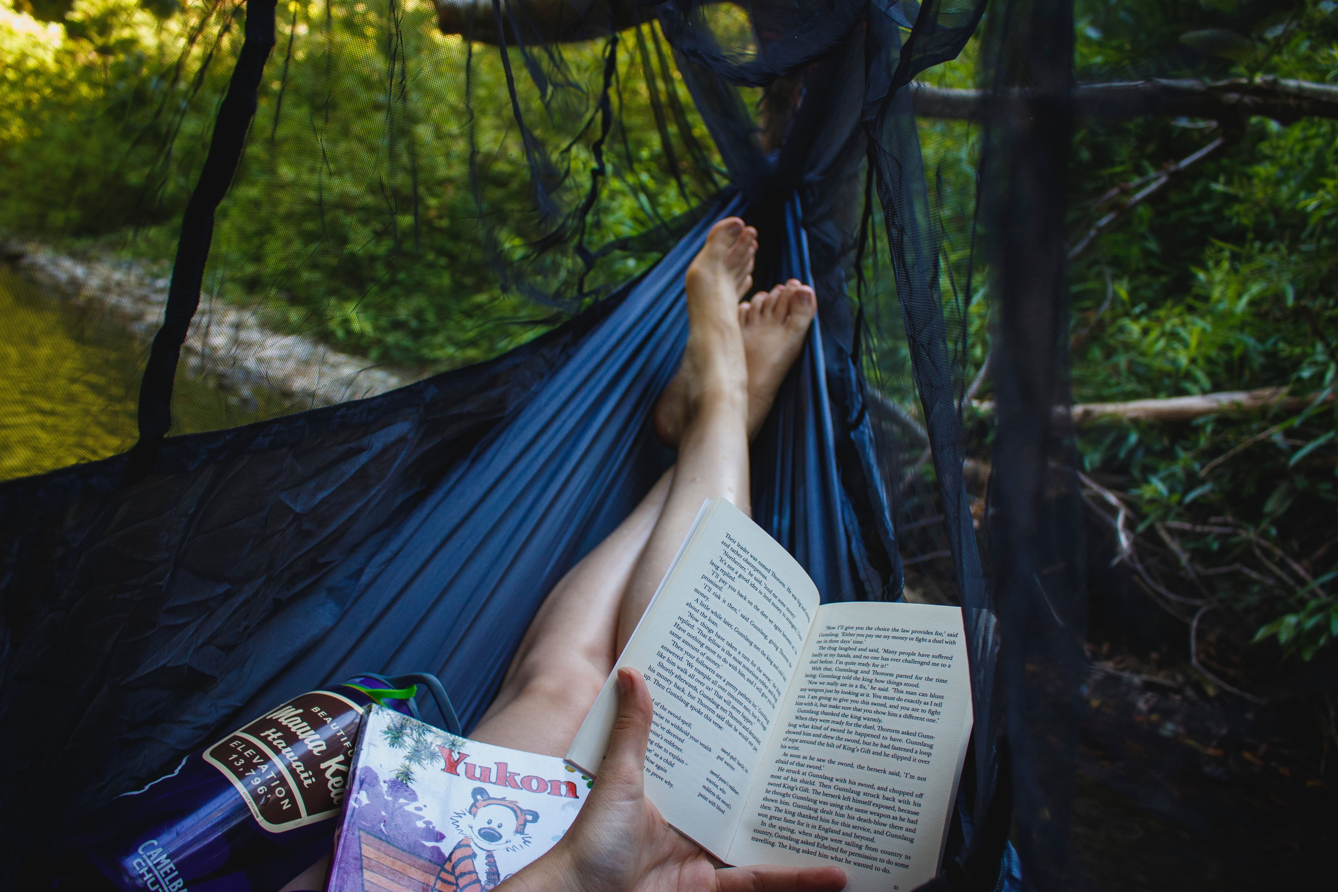 5 libri improbabili per una mente più...green